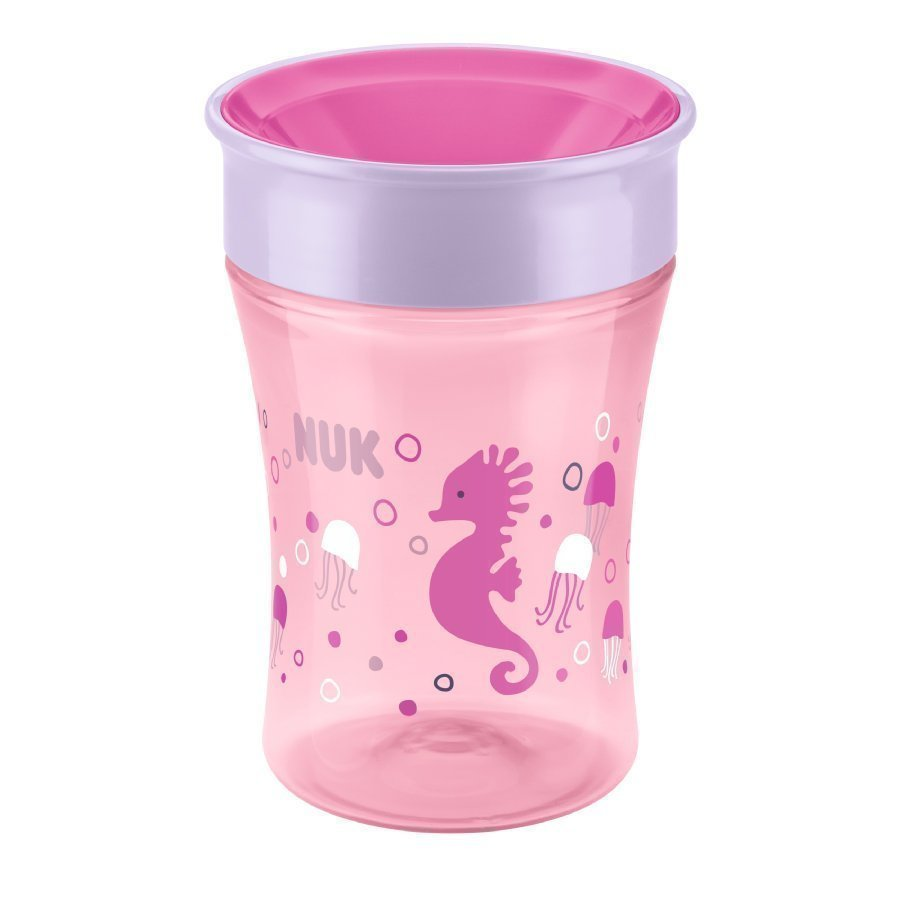 Nuk Taikamuki Magic Cup 250 Ml Merihevonen