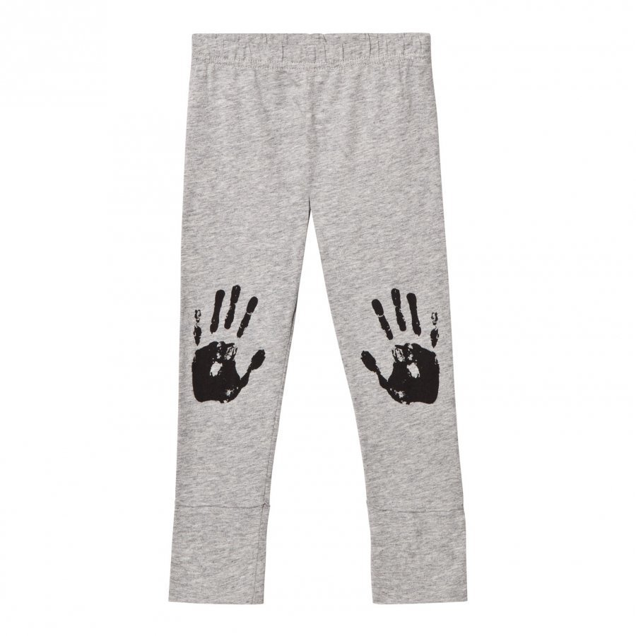 Nununu Knee Print Leggings Heather Grey Legginsit