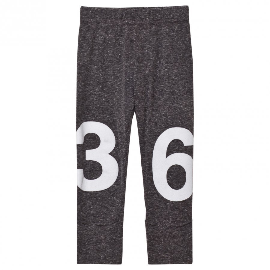 Nununu Numbered Leggings Charcoal Legginsit
