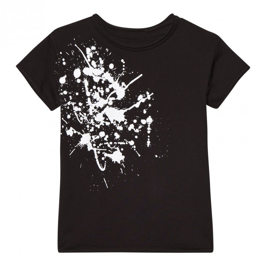 Nununu Splash T-Shirt Black T-Paita