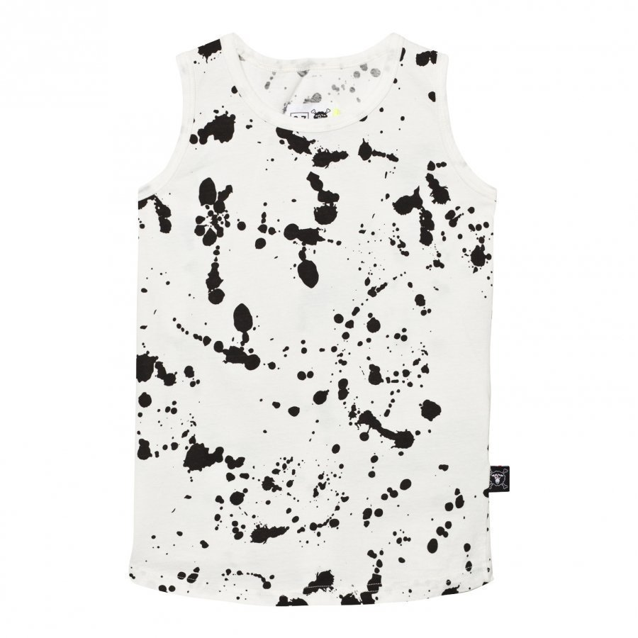 Nununu Splash Tank Top White Liivi
