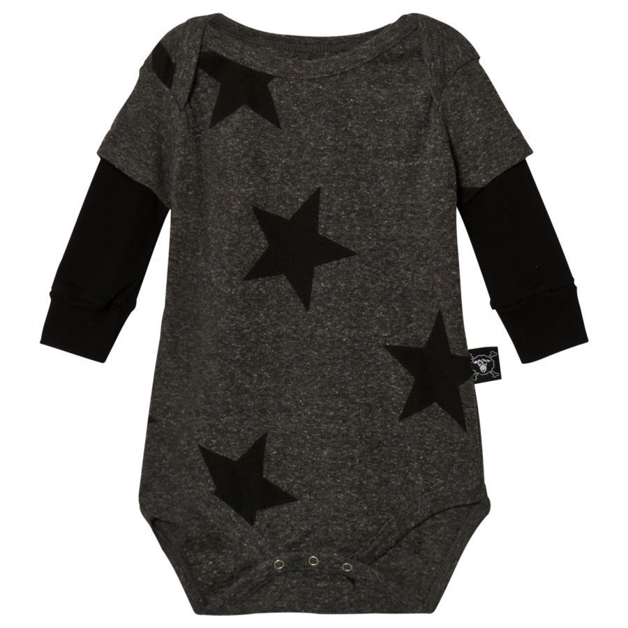 Nununu Star Baby Body Charcoal Body