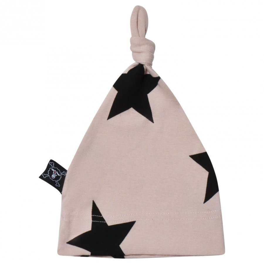 Nununu Star Hat Powder Pink Pipo