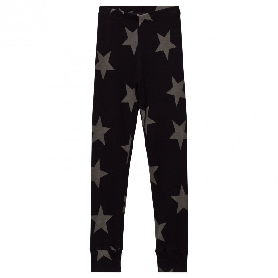 Nununu Star Leggings Black Legginsit