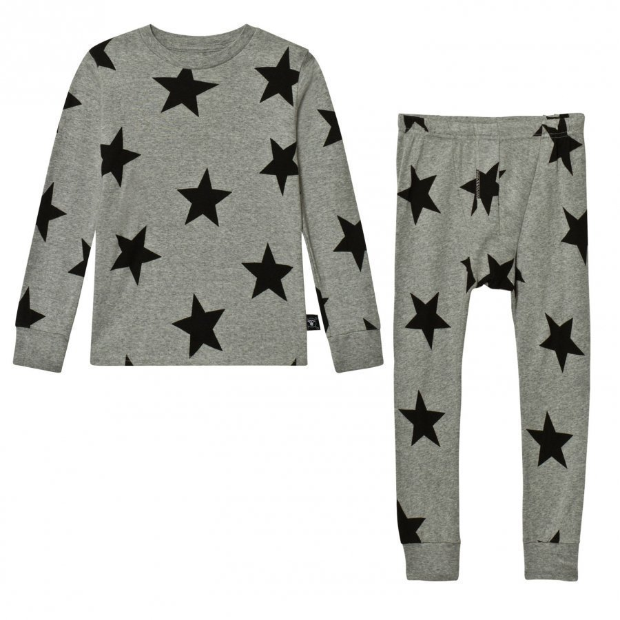 Nununu Star Loungewear Heather Grey Asusetti