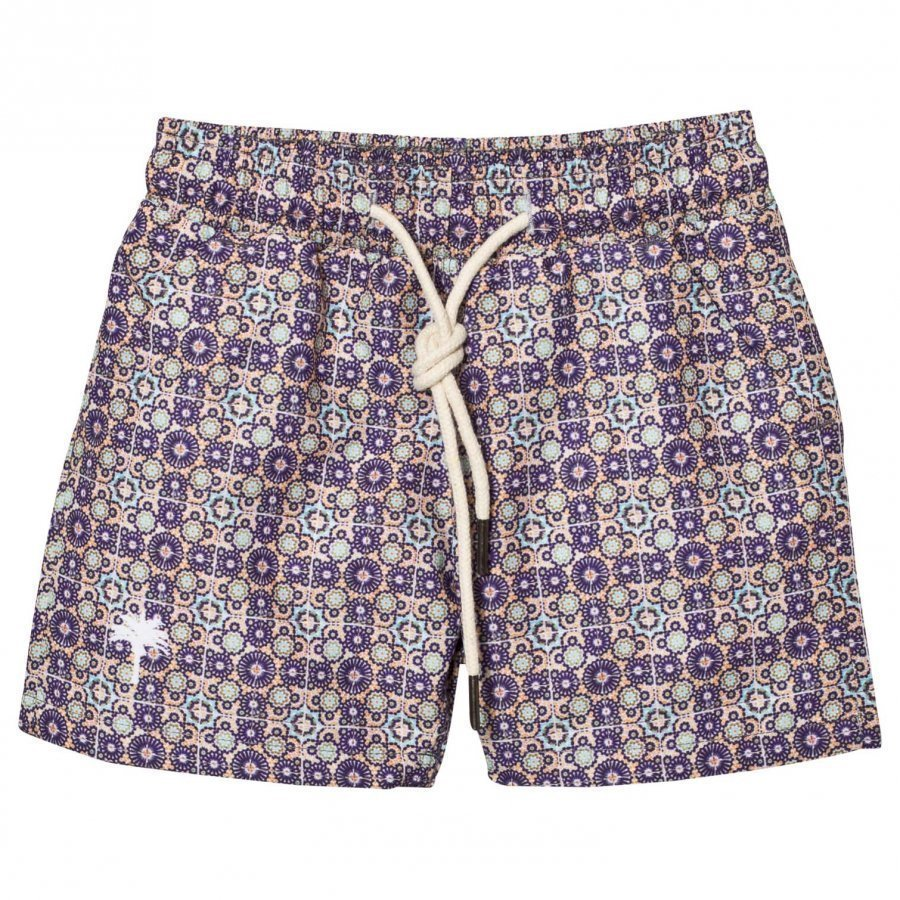 Oas Kid's Blue Pool Swim Shorts Uimahousut