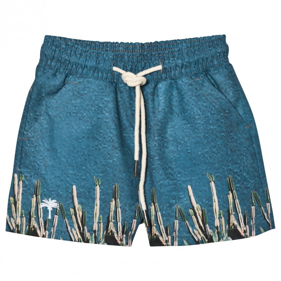 Oas Kid's Cactus Swim Trunks Uimahousut