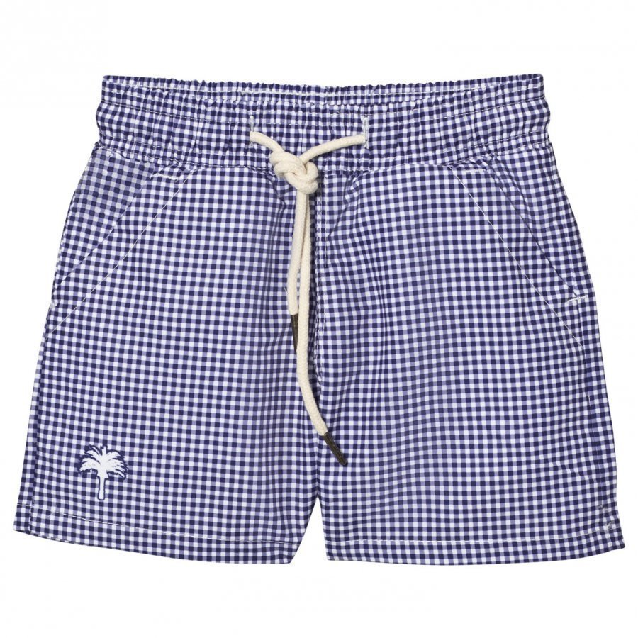 Oas Kid's Tiny Blue Swim Shorts Uimahousut