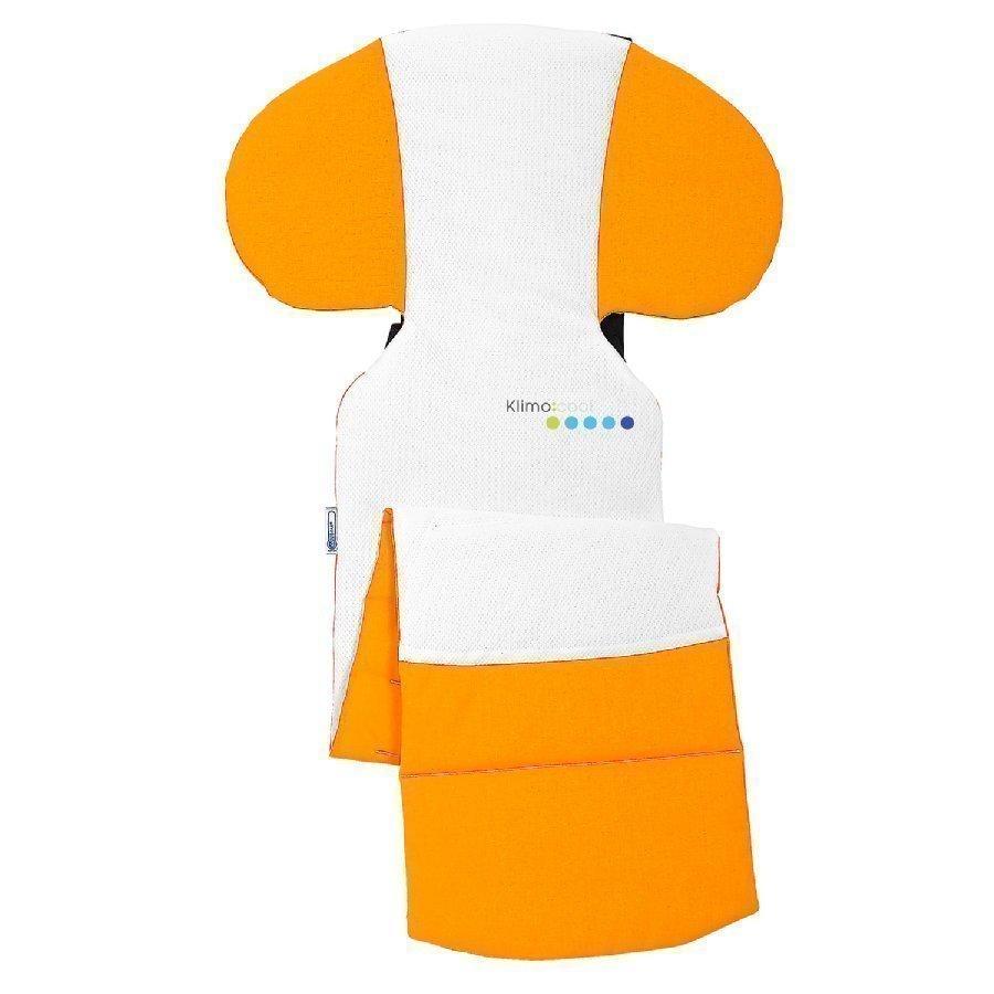 Odenwälder Klimo Cool Päällinen Turvaistuimeen Oranssi