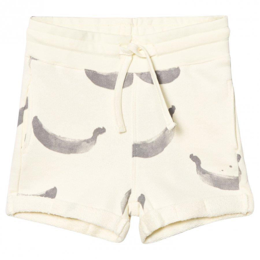 One We Like Shorts Banana Yellow Oloasun Shortsit