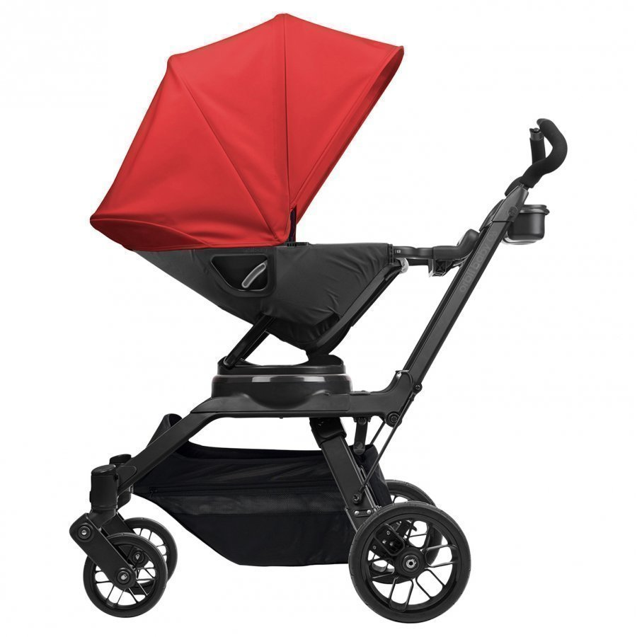 Orbit G3 Canopy Red Aurinkokuomu