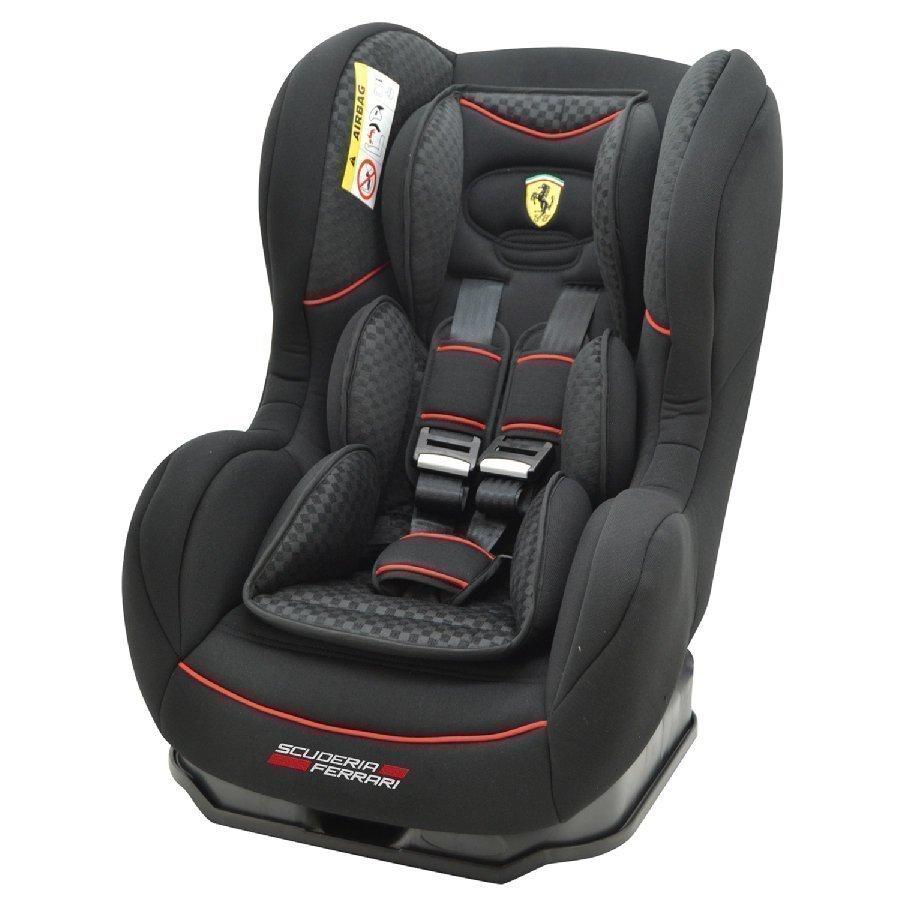 Osann Cosmo Sp Ferrari Black Turvaistuin