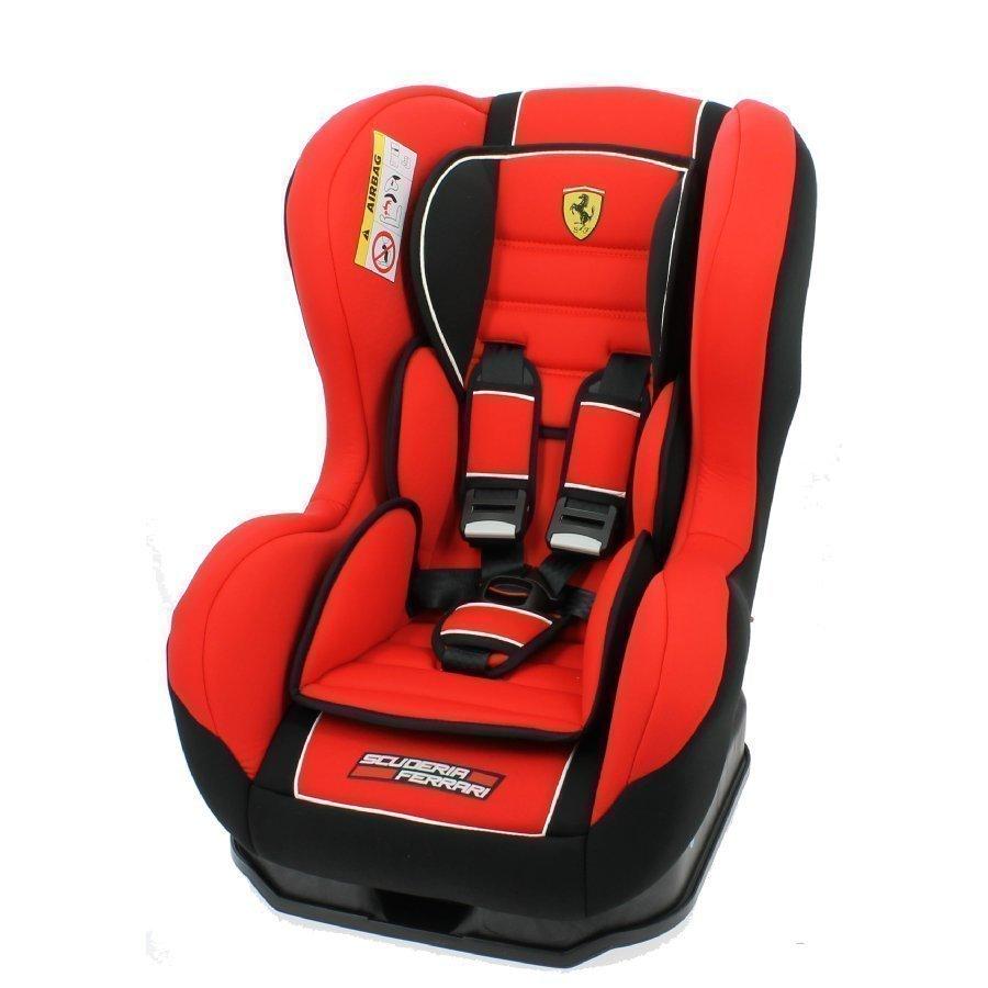 Osann Cosmo Sp Ferrari Red Turvaistuin