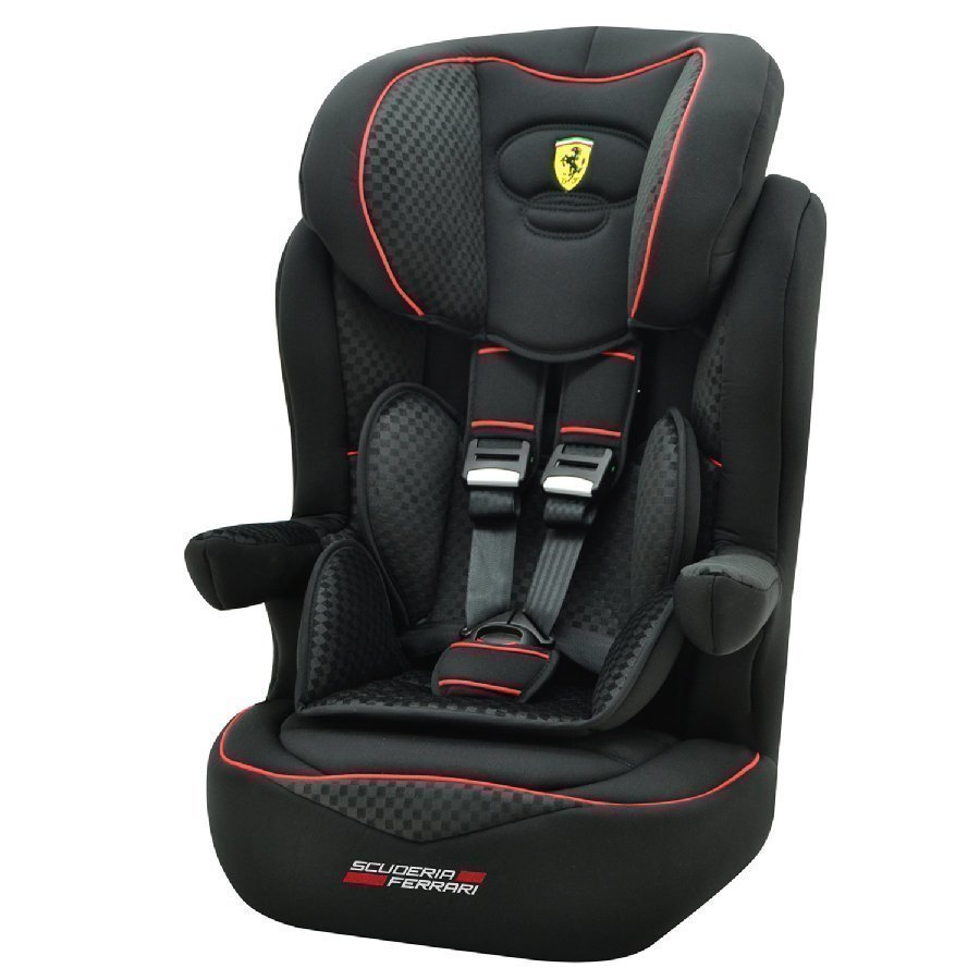 Osann I Max Sp Ferrari Black Turvaistuin