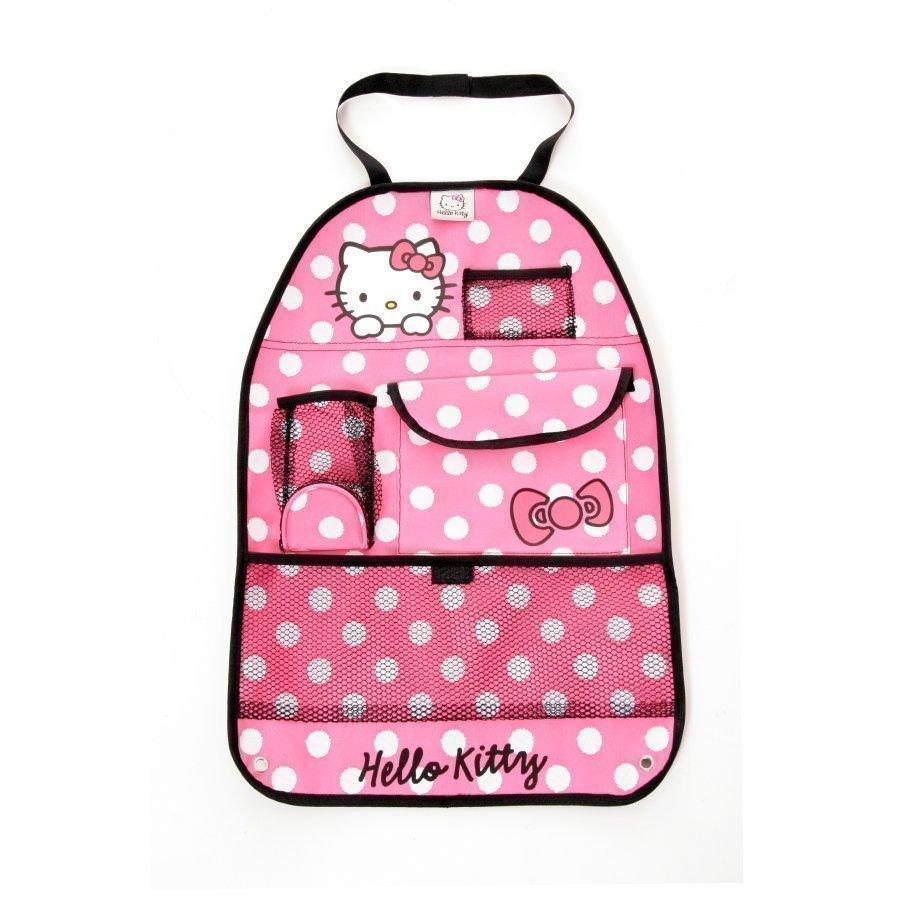 Osann Tavaralokerikko Autoon Hello Kitty Pinkki