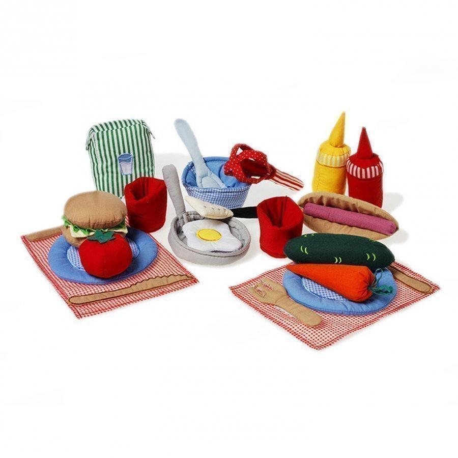 Oskar & Ellen Cooking Set Leikkisetti