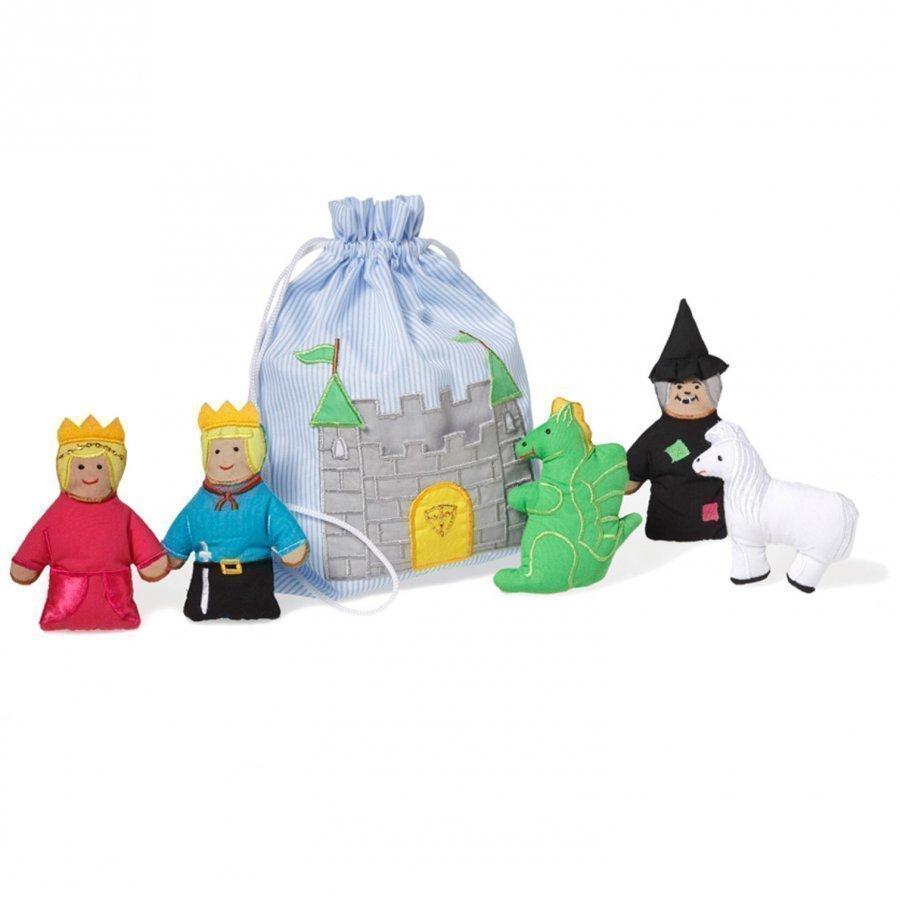 Oskar & Ellen Song Bag Castle Leikkisetti