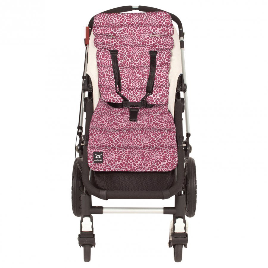 Outlook Seat Liner Cotton Flower Pink Istuintyyny