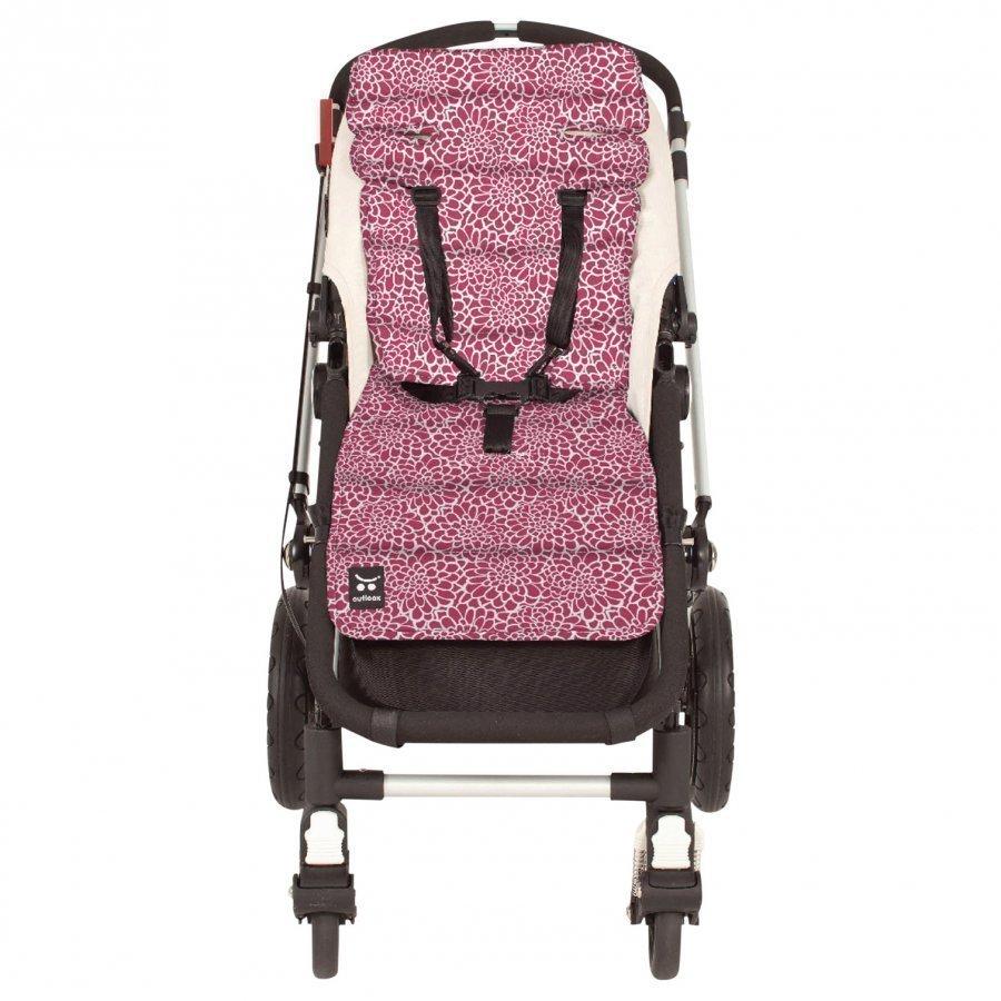 Outlook Seat Liner Cotton Flower Pink Istuintyyny