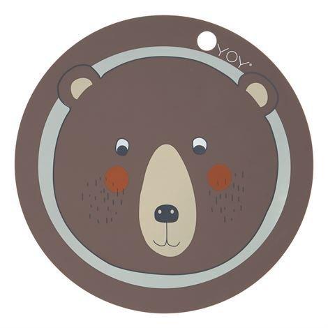 Oyoy Bear Pöytätabletti Ruskea