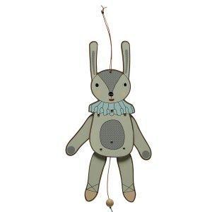 Oyoy Jumping Jack Miss Rabbit Koriste