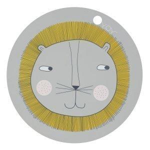 Oyoy Lion Pöytätabletti Ø39 Cm