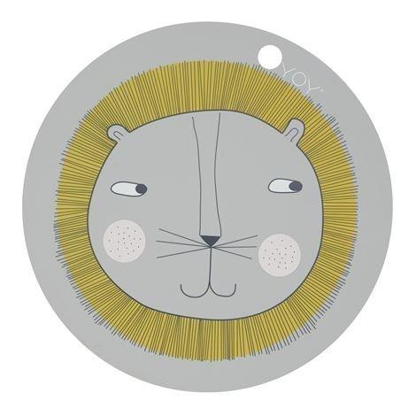 Oyoy Lion Pöytätabletti Harmaa
