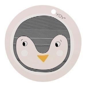 Oyoy Penguin Pöytätabletti Ø39 Cm