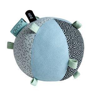 Oyoy Puzzle Baby Ball Pehmolelu Sininen Ø13 Cm