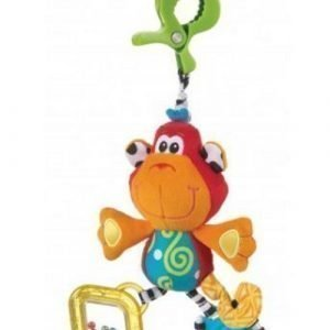 PLAYGRO Vaunulelu Dingly Dangly Curly the Monkey
