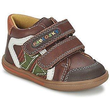 Pablosky ICHALOIE korkeavartiset kengät