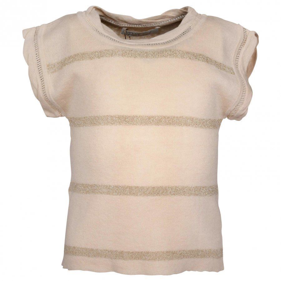 Pale Cloud Ciara Top Pale Pink T-Paita
