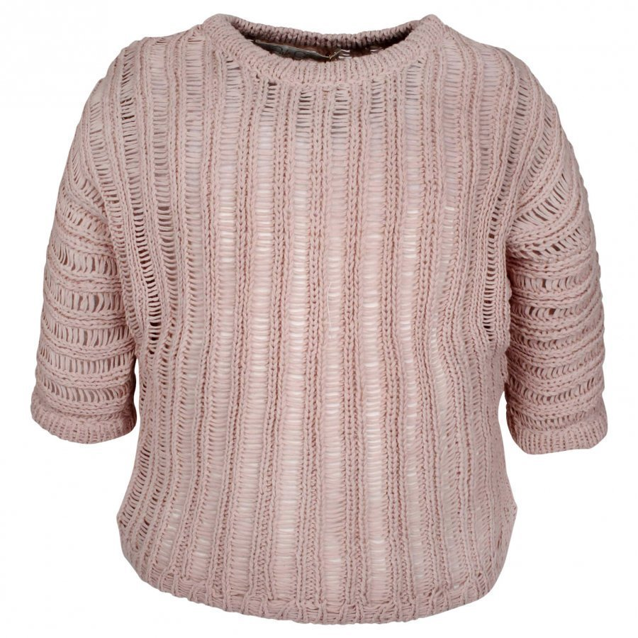 Pale Cloud Harper Sweater Pale Pink Oloasun Paita