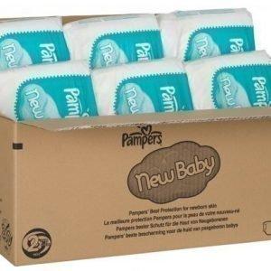 Pampers New Baby Koko 2 Kuukausipakkaus 240 vaippaa