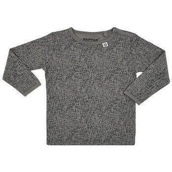 Papfar pitkähihainen T-paita t-paidat pitkillä hihoilla