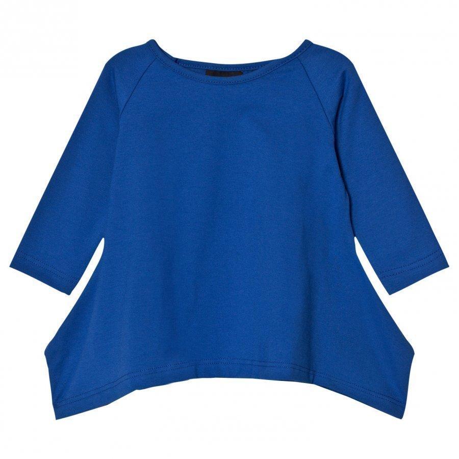 Papu Kanto Shirt Vivid Blue Kauluspaita