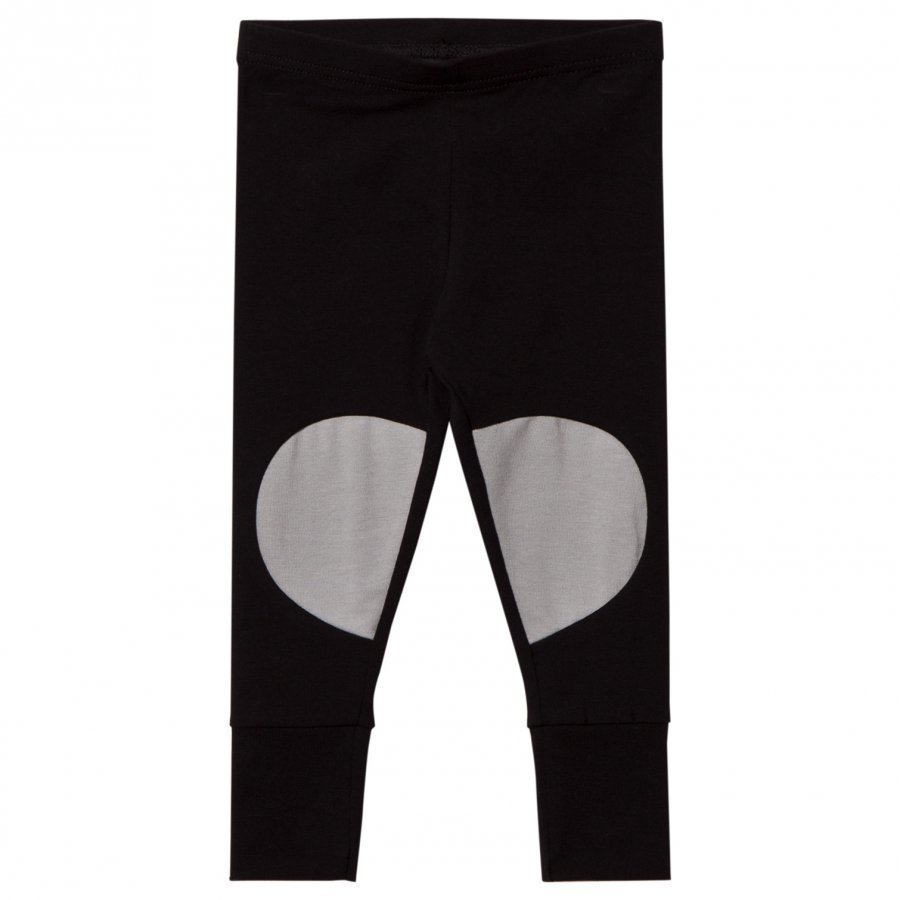 Papu Patch Leggings Black Grey Legginsit