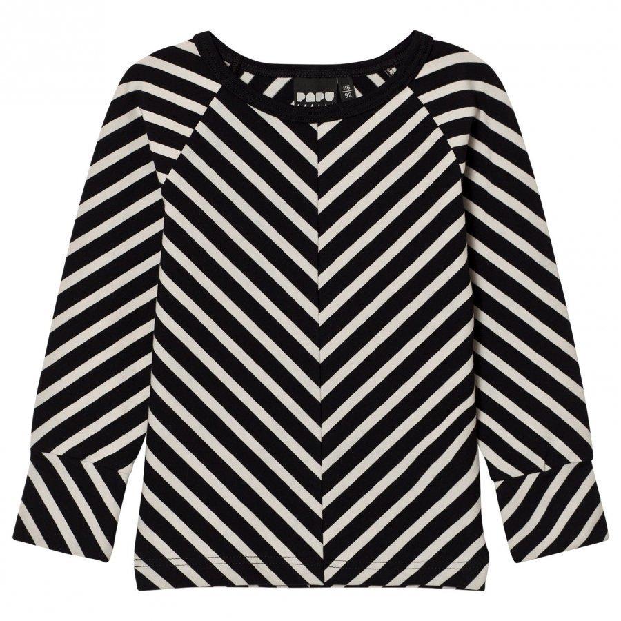 Papu Stripe Fold Shirt Kauluspaita