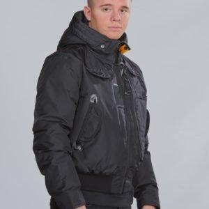 Parajumpers Gobi Base Jacket Takki Musta
