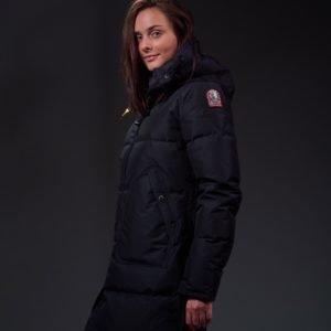 Parajumpers Long Bear Jacket Takki Musta