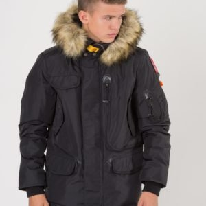 Parajumpers Right Hand Eco Takki Musta