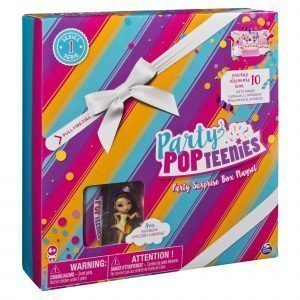 Party Popteenies Party Surprise Box
