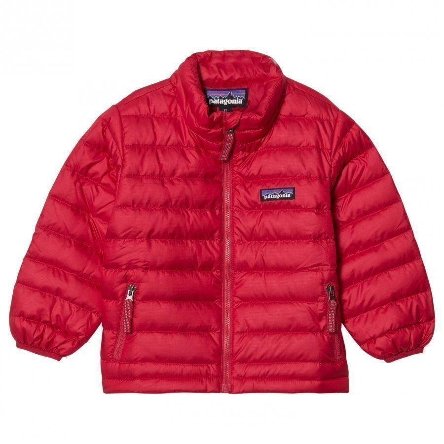 Patagonia Baby Down Sweater Craft Pink Kuoritakki