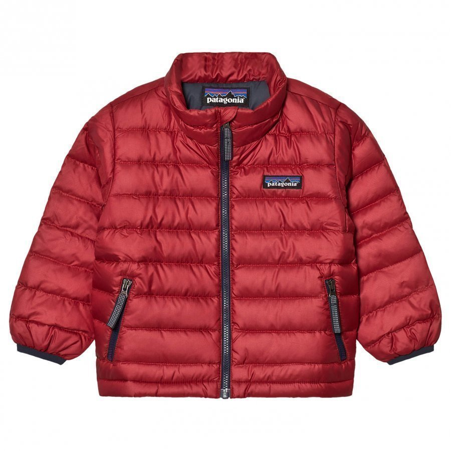 Patagonia Baby Down Sweater Jacket Classic Red Kuoritakki