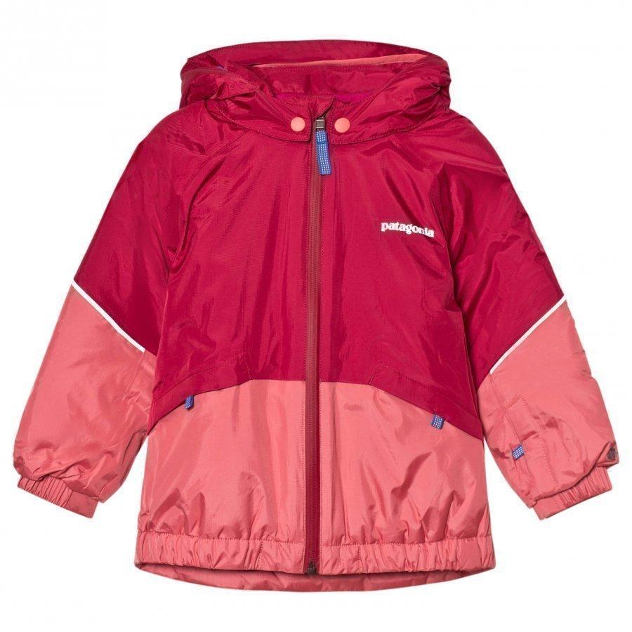 Patagonia Baby Snow Pile Jacket Craft Pink Toppatakki