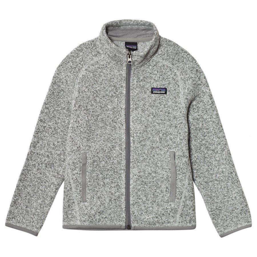Patagonia Better Sweater Jacket Birch White Fleece Takki