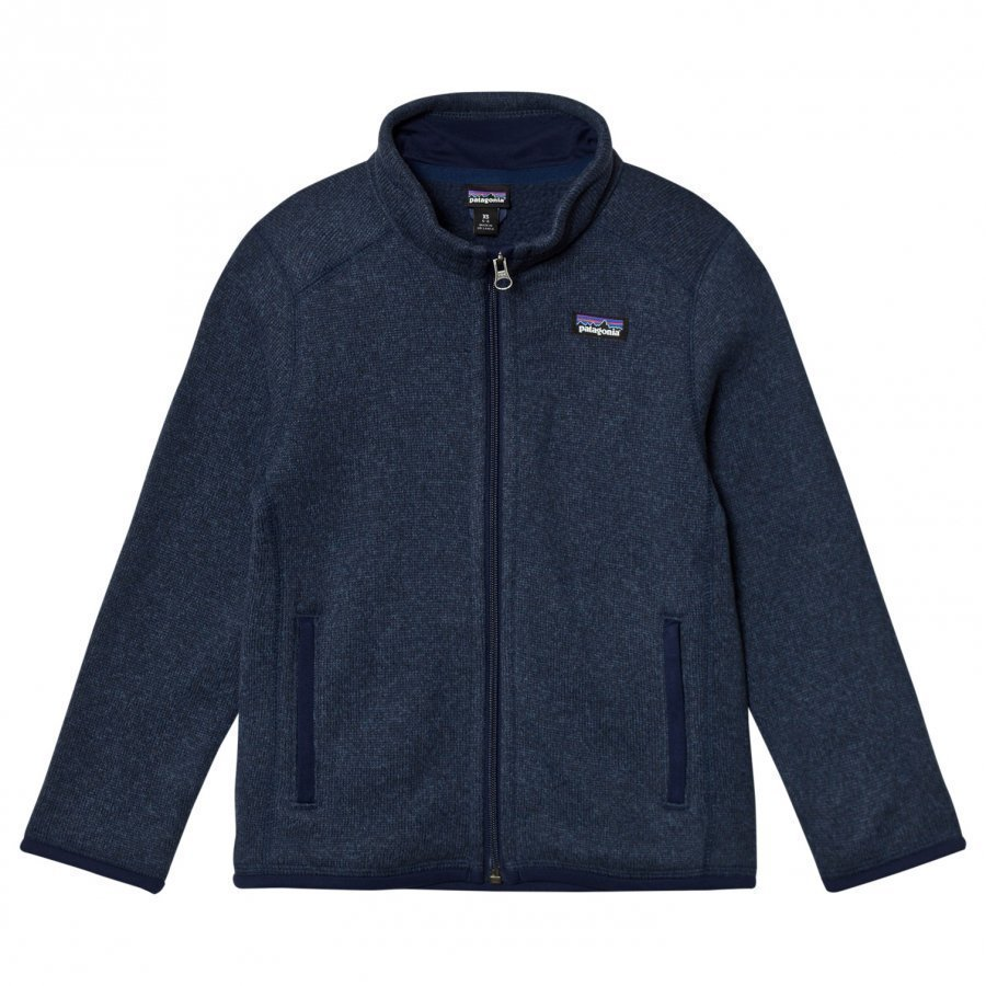 Patagonia Better Sweater Jacket Classic Navy Fleece Takki