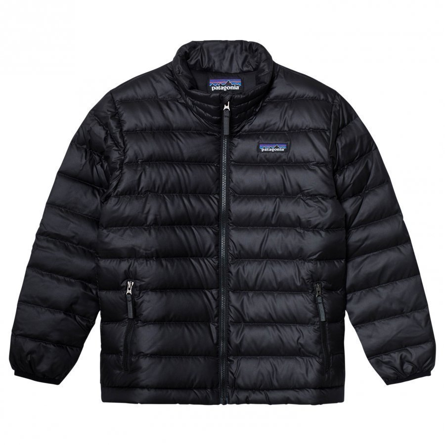 Patagonia Down Sweater Jacket Black Kuoritakki