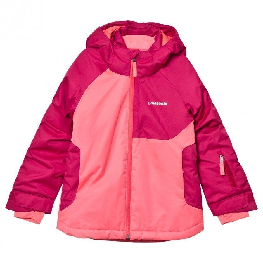 Patagonia Snowbelle Jacket Indy Pink Toppatakki