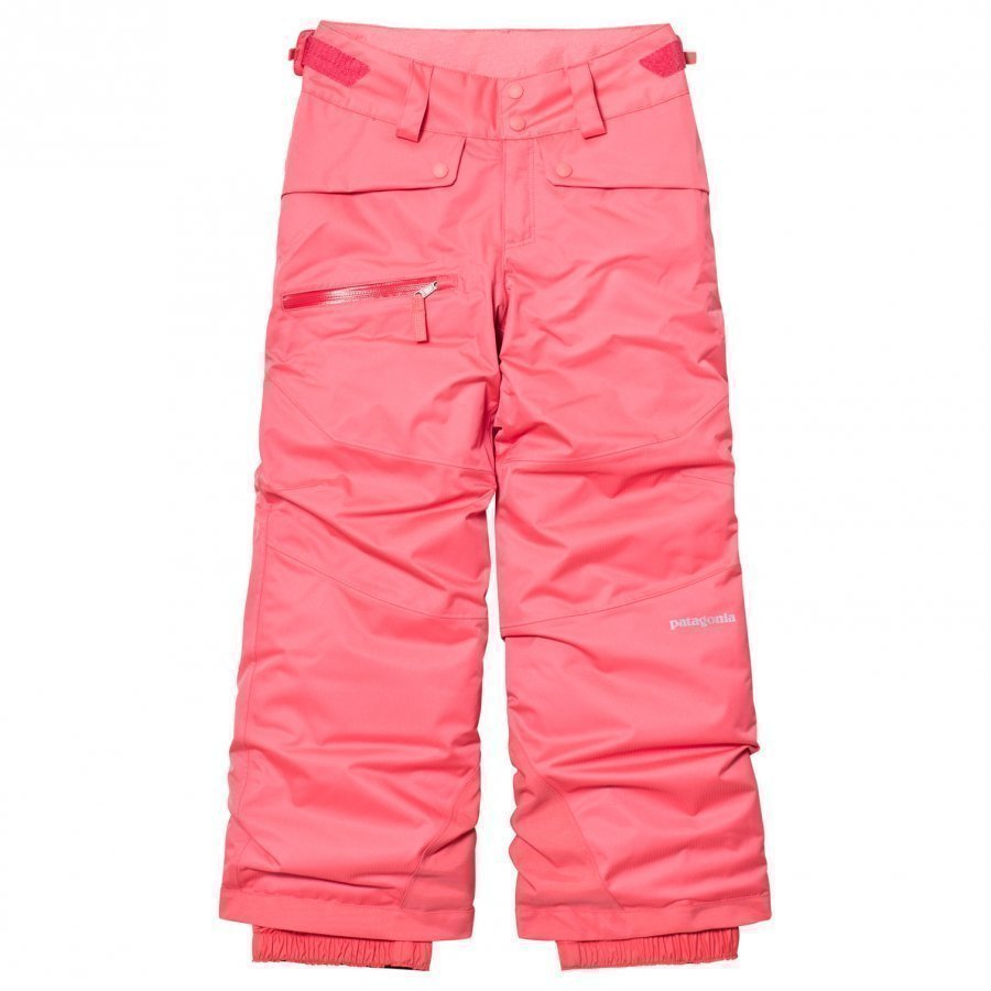 Patagonia Snowbelle Pants Indy Pink Toppahousut